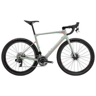 2020 BMC Roadmachine 01 One RED AXS HRD Disc Road ...