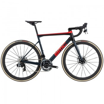 2020 BMC Teammachine SLR01 One Red ETap AXS HRD Di...
