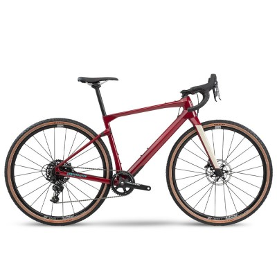 2020 BMC URS Four Apex 1 Disc Gravel Bike