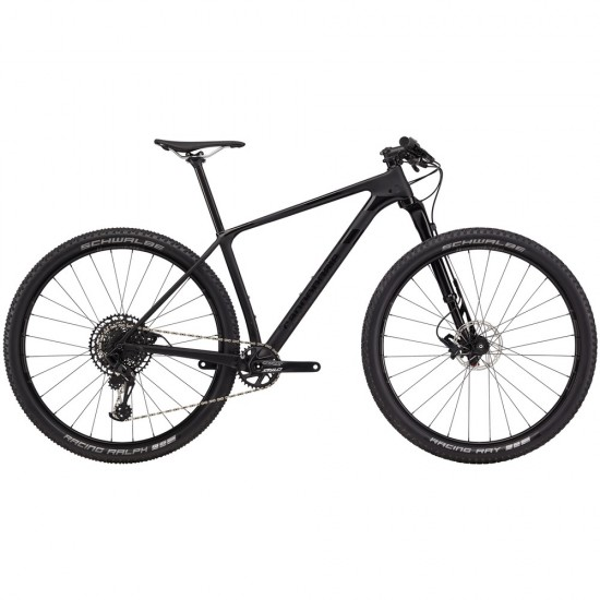 "2020 cannondale f-si carbon 3 29"" mountain bike cfsc3"