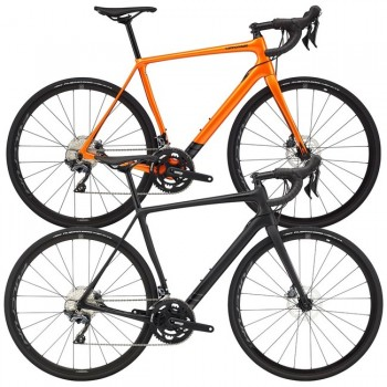 2020 CANNONDALE SYNAPSE CARBON ULTEGRA DISC ROAD B...