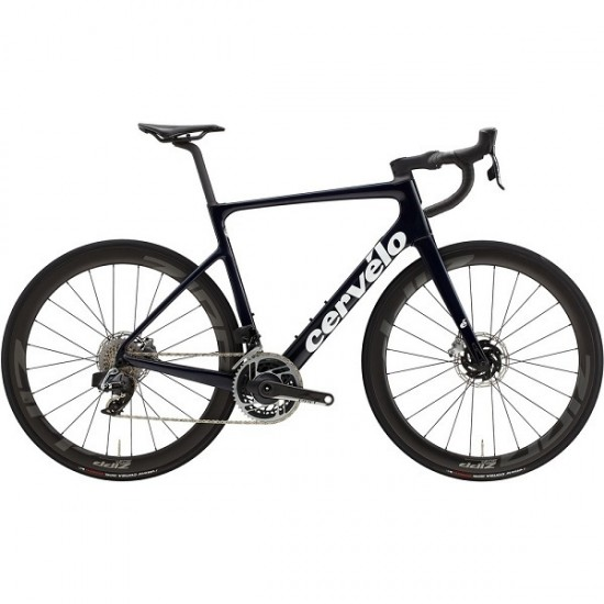 2021 CERVELO CALEDONIA-5 RED ETAP AXS ROAD BIKE