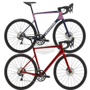 2021 Cannondale SuperSix EVO Hi-Mod Disc Ultegra R...