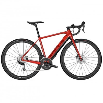 2020 FOCUS PARALANE2 6.7 DISC ELECTRIC ROAD BIKE