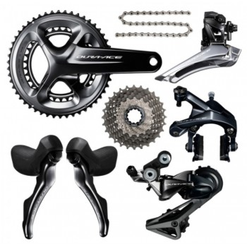 Shimano Dura Ace 9100 11 Speed Groupset