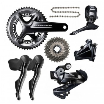 Shimano Dura Ace R9170 Disc Di2 11 Speed Groupset