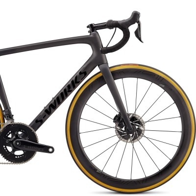2020 specialized s-works tarmac dura-ace di2 disc road bike swtdad12