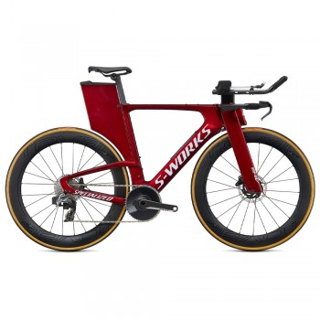 2020 SPECIALIZED S-WORKS SHIV RED ETAP AXS DISC TR...